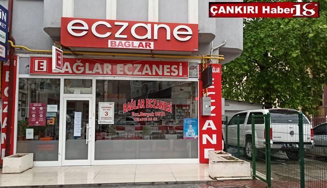 Çankırı Bağlar Eczanesi - Haber18.com - Nöbetci Bağlar Eczanesi