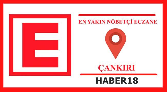 Çankırı Güney - Haber18.com - Nöbetci Gürbeu Eczanesi