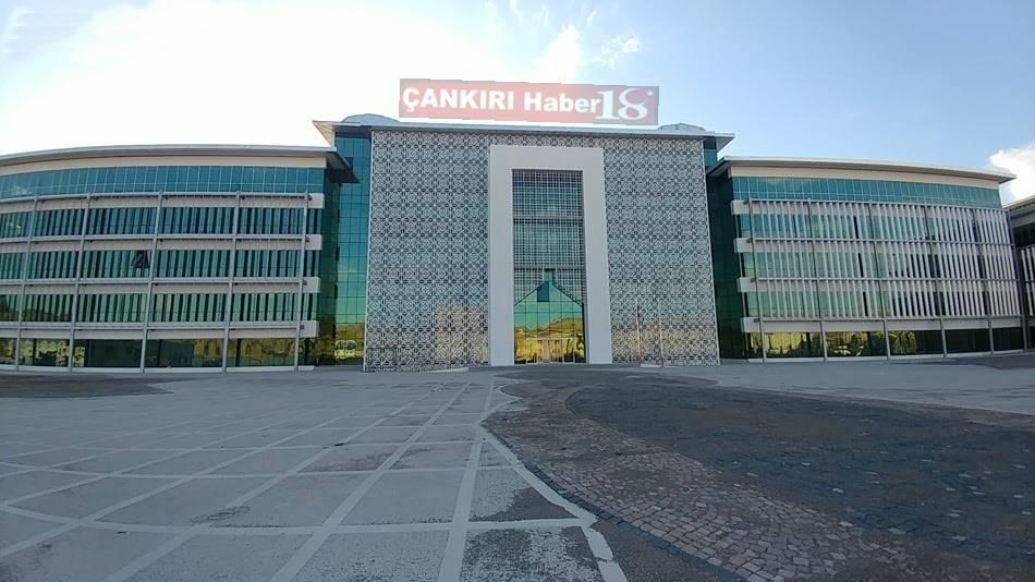 Çankırı - Valilik Yeni Binasına Taşındı - Valilik Çankırı haber18