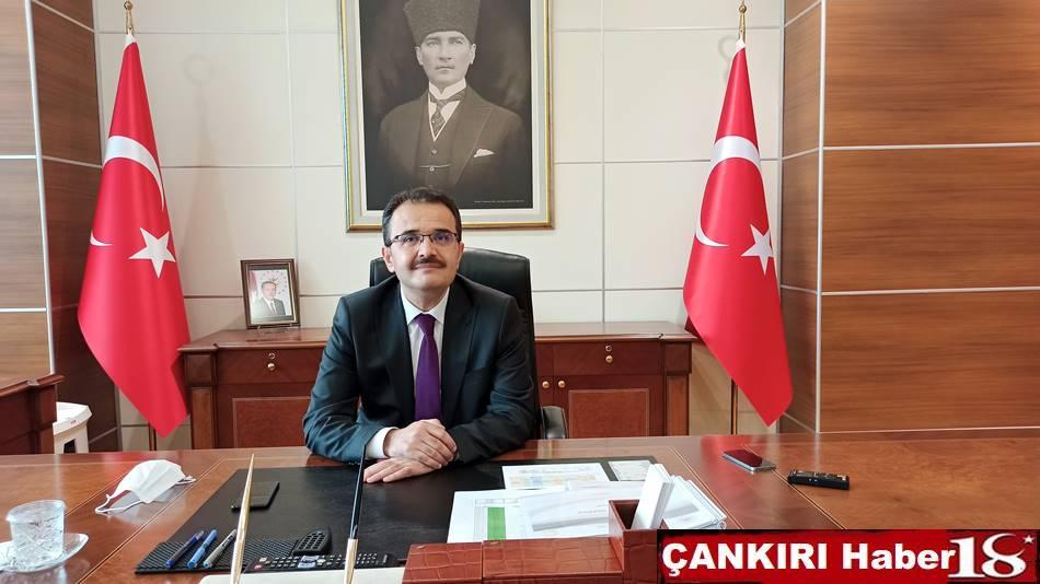 Çankırı Valisi Ahbdullah Ayaz - Haber18