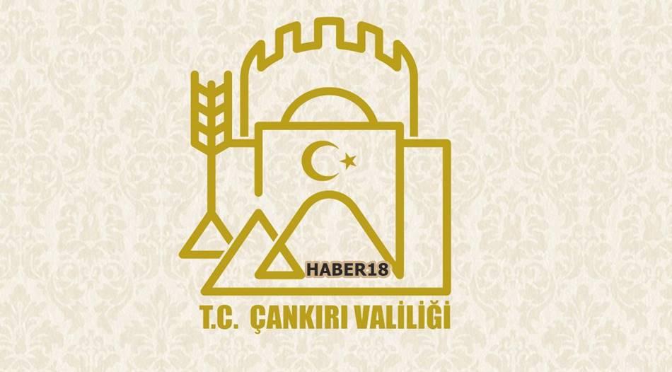 Valilik - Çankırı Haber18 - Çankırı Valiliği logo - icerik resmi