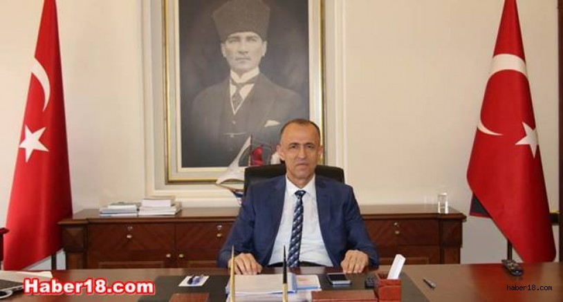 Çankırı Hamdi Bilge Aktaş haberleri - Çankırı'nın Yeni Valisi Hamdi Bilge Aktaş, Çankırı Valisi, Vali,Çankırı Valisi kimdir.