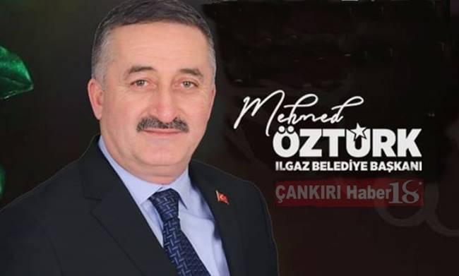 Ilgaz - Çankırı Ilgaz İlçe Belediye Başkanı Mehmed Öztürk - Çankırı Siyaset haber18
