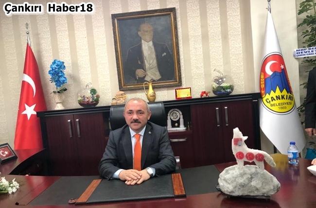 Çankırı belediyesi,Çankırı Belediye Başkanı,Başkan İsmail Hakkı Esen,