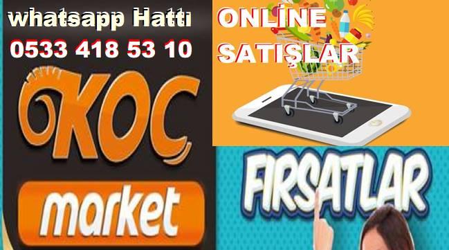 Koç Market /  Çankırı  ⭐ Haber18 ⭐ /  Koç Market  -  Çankırı Haberleri ,Koç Market İndirimleri,Koç gıda - Haber18