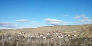 Çankırı Yukarıpelitözü Köyü