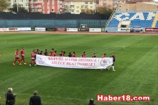 1074 Çankırıspor 3-2 Havza Belediyespor