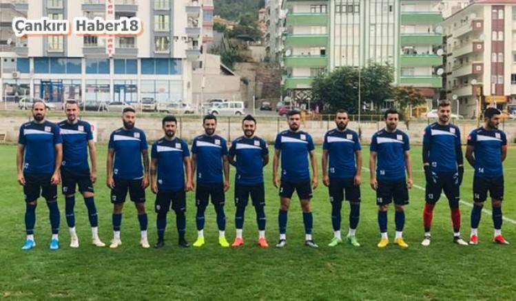 1074 Çankırıspor hazırlık Maçında Galip Geldi - Spor - Çankırı - haber18