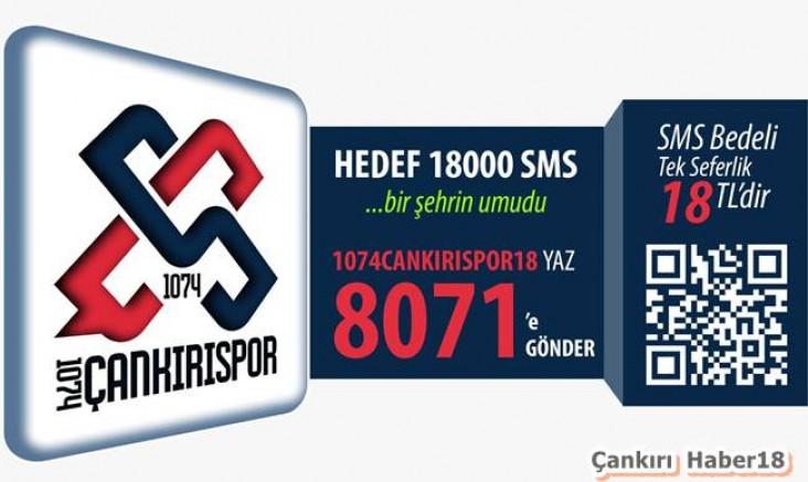 1074 Çankırıspor için hedef  18 Bin SMS - Spor - Çankırı -Spor - Haber 18 - attorney at law ,boat yacht  wealth luxury