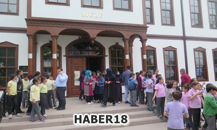 Çankırı haber18 - 18 Mayıs Müzeler Günü olarak kutlanmaktadır Genel haberler - Çankırı resim görselleri