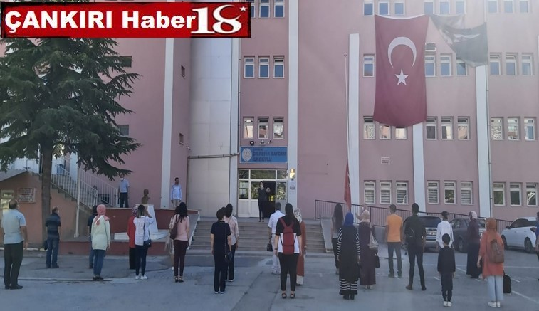 Çankırı'da 2020-2021 Eğitim-Öğretim Yılının İlk Ders Zili Çaldı - Çankırı Eğitim Haber18 - attorney at law ,boat yacht  wealth luxury