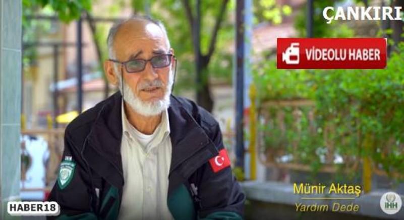 Çankırı - 74 Yaşında Ömrünü İhtiyaç Sahiplerine Adadı - STK haber18 haberleri