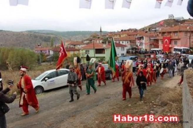 9. İstiklal Yolu Yürüyüşü Gerçekleştirildi Genel - Çankırı