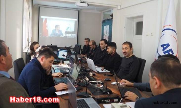 AFAD Masabaşı Bölge Tatbikatı Yapıldı