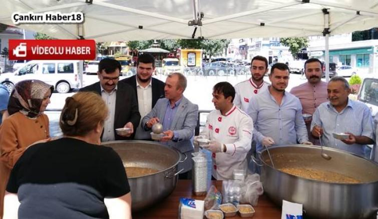 Ak Parti Çankırı'da Bin Kişilik Aşure İkram Etti - Siyaset - Çankırı -Siyaset - Haber 18 - attorney at law ,boat yacht  wealth luxury