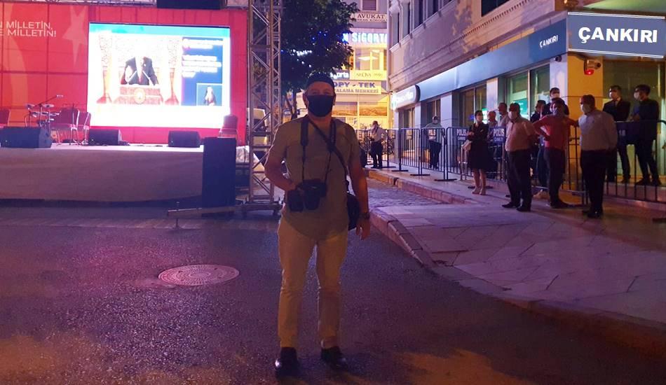 Çankırı -   AK Parti Çankırı Yeni İl Yönetimi - Siyaset haber18 haberleri