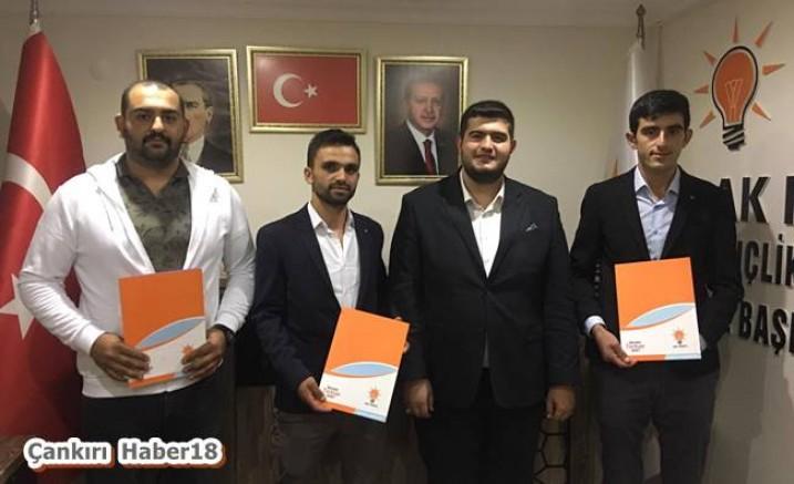 Çankırı Ak Parti'nin üç Gençlik Kolları İlçe Başkanlıklarında yeni yüzler görevine atandı - Çankırı siyaset Haber18 - attorney at law ,boat yacht  wealth luxury