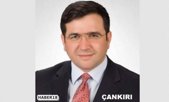 Ak Parti İl Başkanı Abdülkadir Çelik Oldu  Siyaset - Çankırı