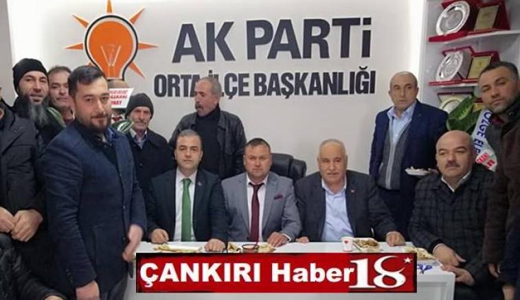 AK Parti Genel Merkezi Orta İlçesinde Ferhat Danacı'yı İlçe Başkanı Atadı - Çankırı Orta Haber18 - attorney at law ,boat yacht  wealth luxury
