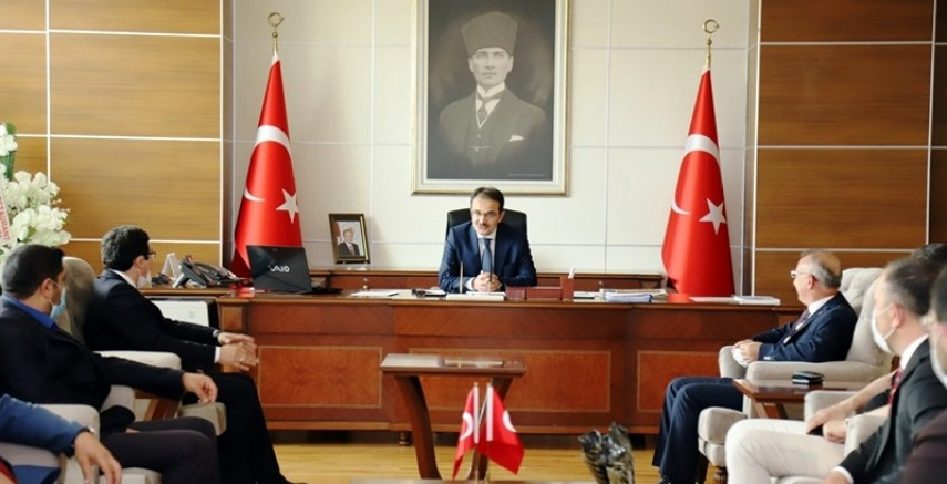 Ankara'dan Çankırı Valisine Hayırlı Olsun Ziyaretine Geldiler - Çankırı Genel Haber Haber18 - attorney at law ,boat yacht  wealth luxury
