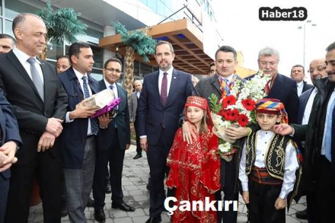 Çankırı Haber18 - Bakan Bekir Pakdemirli Tarım ve Orman Sektör Toplantısına Katıldı, Çankırı Valilik - Çankırı, haber