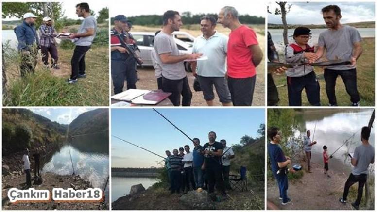 Çankırı - Balık Avcılarına Denetimler Yoğunlaştırıldı - İl Tarım ve Orman Müdürlüğü haber18 haberleri