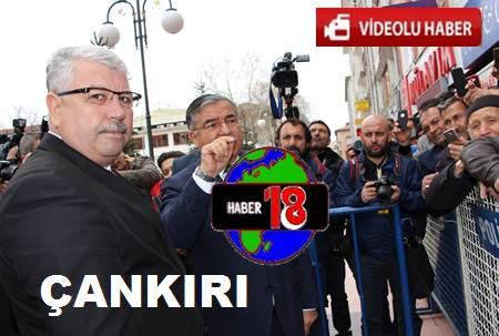 Başbakan Binali Yıldırım beraberinde Bakanlar ve Milletvekilleri ile birlikte ilimize geldi Siyaset - Çankırı