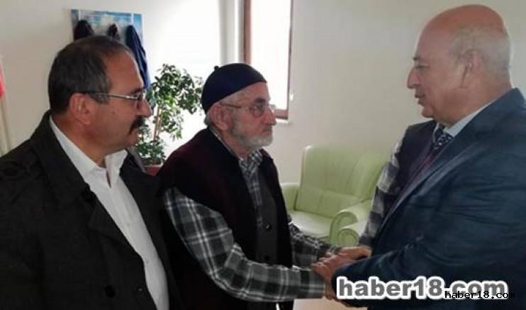 Çankırı Haber18 - Başkan Arif Çayır, Yıl Başı Öncesi Ziyaretlerde Bulundu, Çankırı Ilgaz - Çankırı, haber