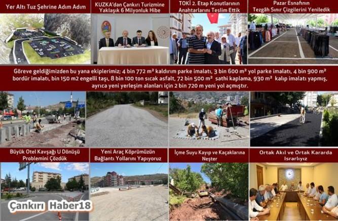 Çankırı - Başkan Esen Dört Aylık Gelir Gider Tablosunu Açıkladı - Belediye Haberleri haber18 haberleri