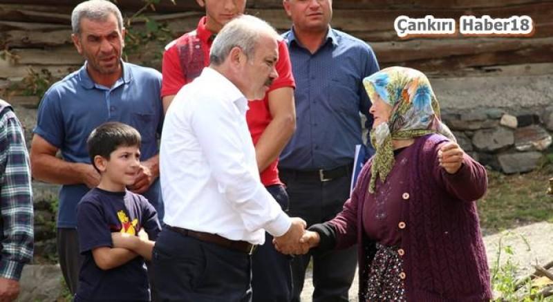 Çankırı Belediye Başkanı İsmail Hakkı Esen, Ilgaz Saraycık Köyü Halkını Ziyaret Etti  - Çankırı Çankırı Belediyesi Haber18 - attorney at law ,boat yacht  wealth luxury