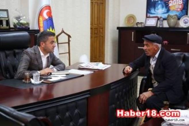 Başkan Hüseyin Boz, İstek Ve Taleplerini Dinliyor