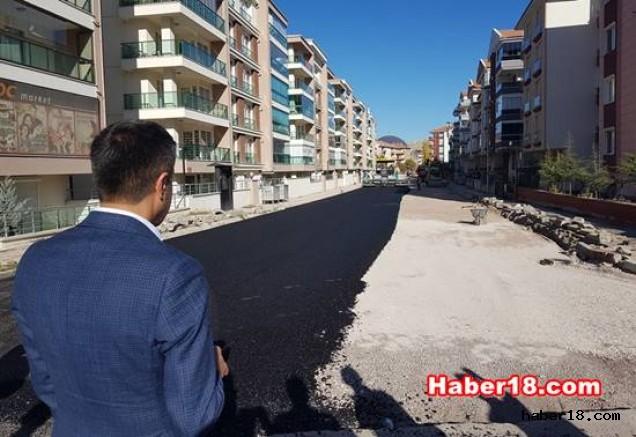 Başkan Hüseyin Boz, Yazdan Kalan Sıcakları Değerlendiriyor Çankırı Belediyesi - Çankırı