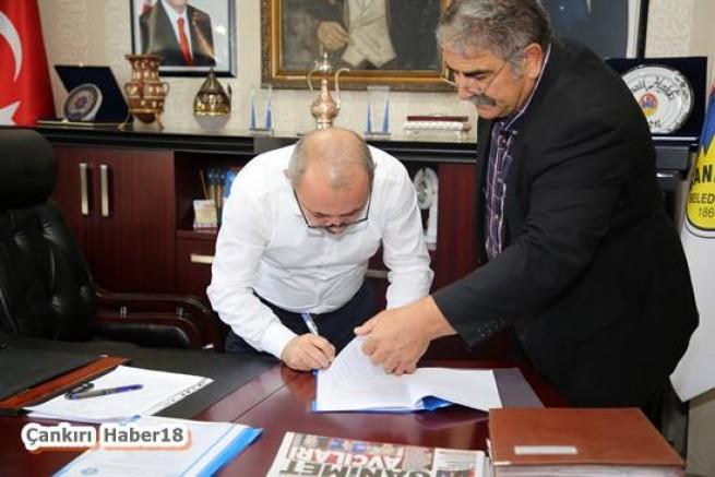 Çankırı - Başkan İsmail Hakkı Esen, 168 Kişiye  550 TL  Verdi - Belediye Haberleri haber18 haberleri