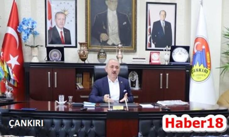 Çankırı - Başkan İsmail Hakkı Esen Gündemi Değerlendirdi - Çankırı Belediyesi haber18 haberleri