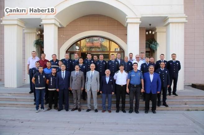 Başkan İsmail Hakkı Esen, Zabıta Haftasını Kutladı  - Belediye - Çankırı - haber18
