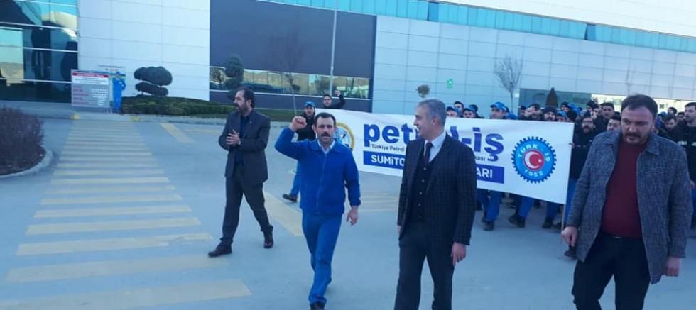 Başkan Topçu: Sendikalı Olmak Anayasal Bir Haktır - Çankırı Hasan Ayrancı Haber18 - attorney at law ,boat yacht  wealth luxury