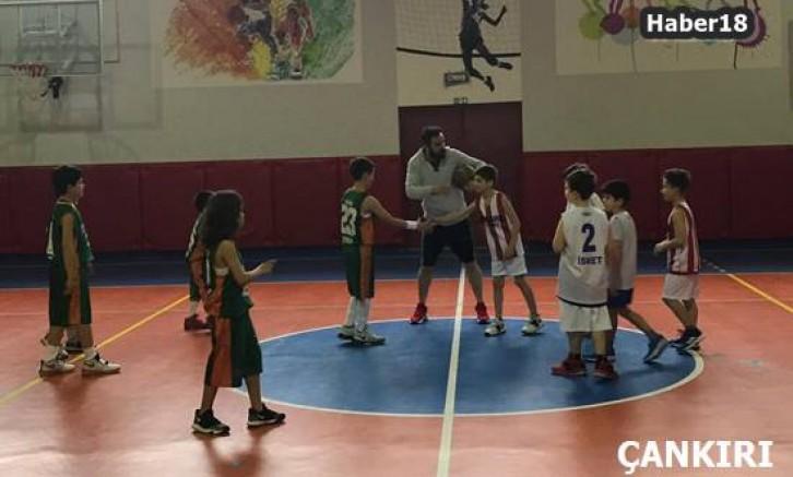 Çankırı - Basketbol Akademi U10 Takımı Ankara Ligine Katılabilir - Çankırı Spor haber18 haberleri