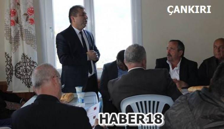 Bayramören Mayıs Ayı Toplantısı Yapıldı - Bayramören Çankırı haber18