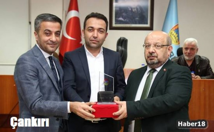 Belediye Son Meclis Toplantısını Gerçekleştirdi - Belediye Çankırı haber18