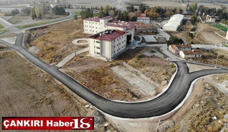 Çankırı Belediyesi, kış ayları öncesinde asfaltlama çalışmalarını hızlandırdı - Çankırı Belediye Haber18 - attorney at law ,boat yacht  wealth luxury