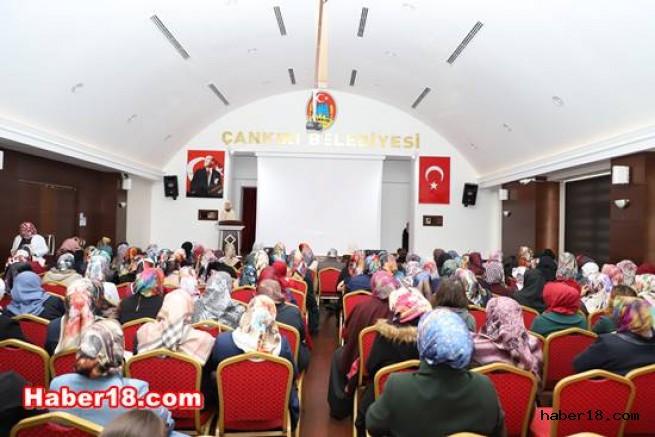Belediye Mevlid Kandili Programı Düzenledi  Çankırı Belediyesi - Çankırı