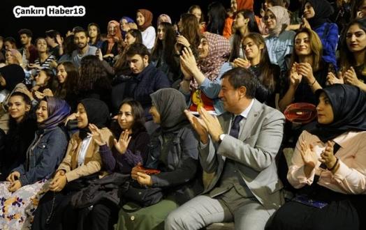 ÇAKÜ'den Yeni Öğrencilere Hoş Geldin Konseri - Üniversite Çankırı haber18