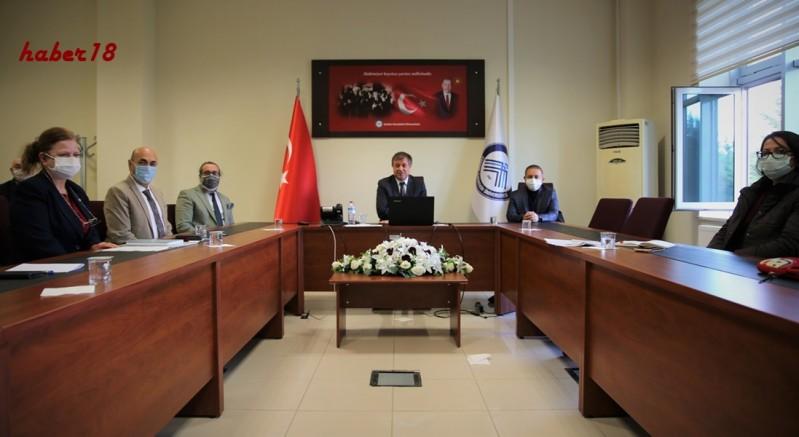 ÇAKÜ Teknoloji Transfer Ofisi Toplantısı Yapıldı - Çankırı Hasan Ayrancı Haber18 - attorney at law ,boat yacht  wealth luxury