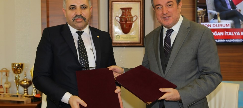 ÇAKÜ ve İl Sağlık Müdürlüğü İşbirliği Protokolü İmzaladı - Hasan Ayrancı - haber18.com - Çankırı haberleri