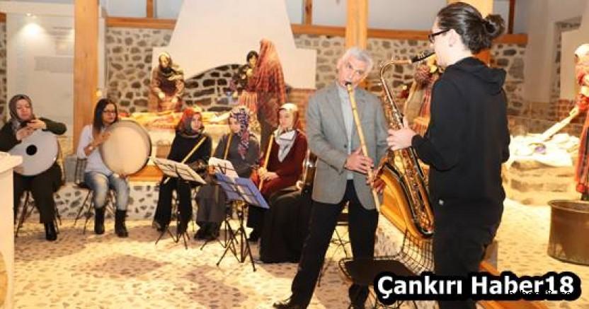 Çamaşırhane Müzesi Genç Müzisyenlere İlham Veriyor Çankırı Belediye haber18 çankırı