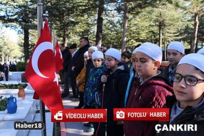 Çanakkale Şehitleri Çankırı'da Anıldı Genel - Çankırı