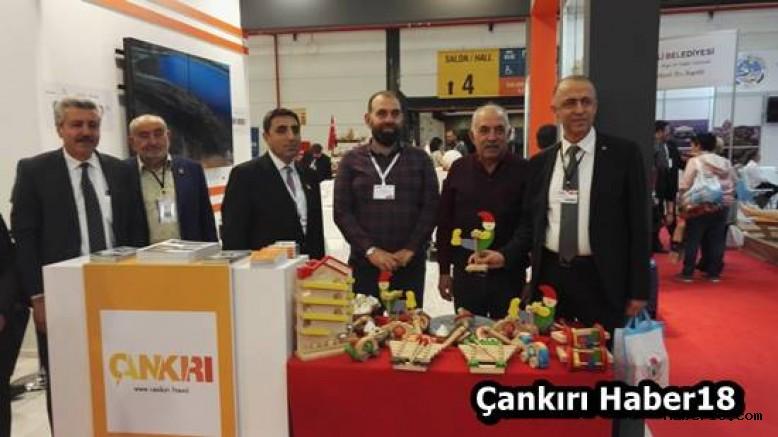 Çankırı - Çankırı 23.EMITT Turizm Fuarında Tanıtılıyor - Genel Haberler haber18 haberleri