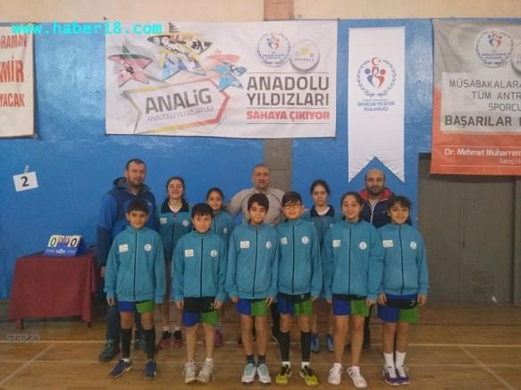 Çankırı - Çankırı Badminton Takımı Türkiye 5. Oldu - Çankırı Spor haber18 haberleri