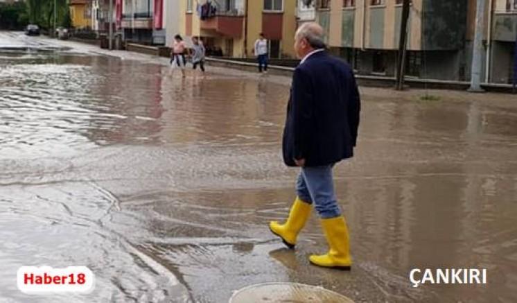 Çankırı Belediye Başkanı Şehirde Böyle Dolaştı - Belediye - Çankırı - haber18