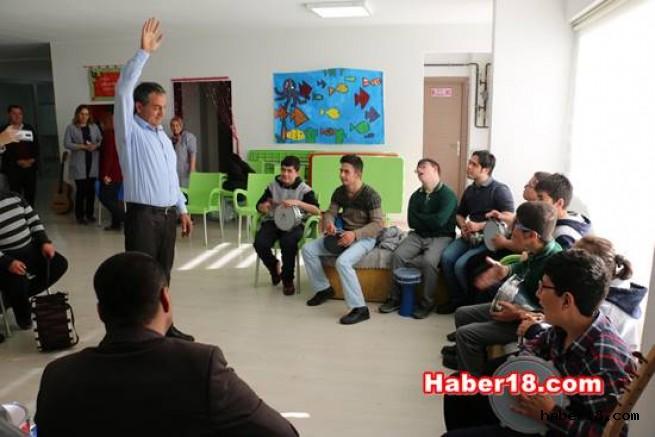 Çankırı Belediyesi Çocuklara Ritim Kursu Açtı
